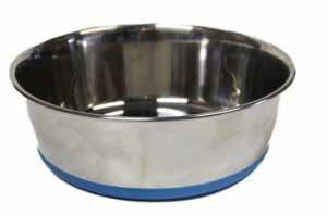 Slurp S/Steel Bowl Blue