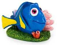 Finding Nemo - Dory/Coral (5cm) Resin Or